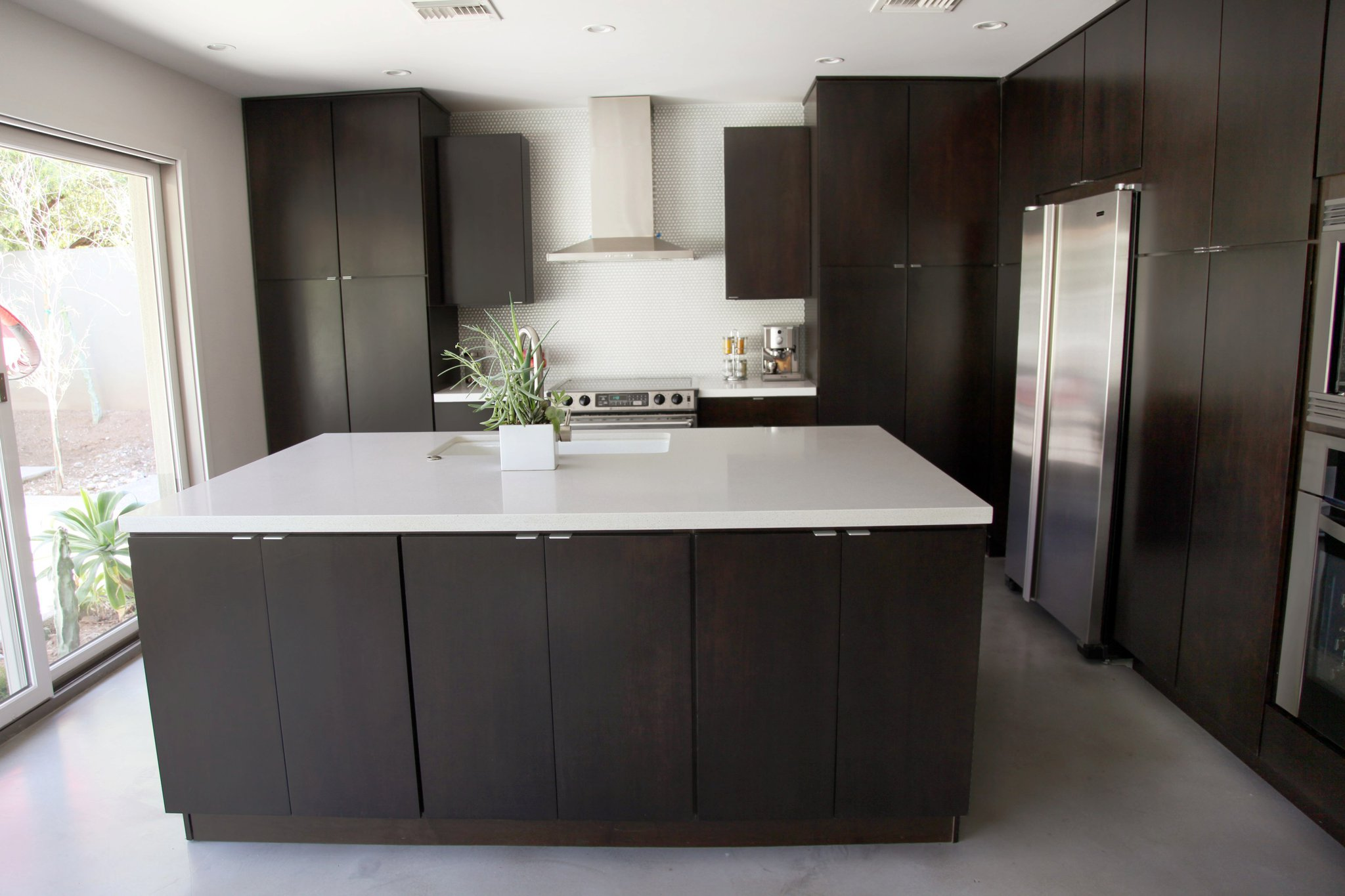 The Home Dedicates Itself To A Clean Crisp Modern Design. Their Finish  Selections Compliment The Cabinets In A Way That Has Proven To Be Very  Popular.